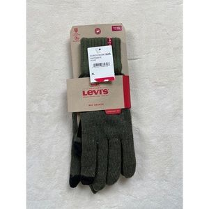 Levi's Comfort Fit Max Warmth Gloves, …,NWT